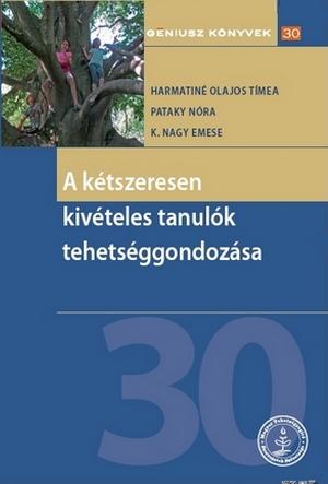 Géniusz könyvek 30. kötetborító