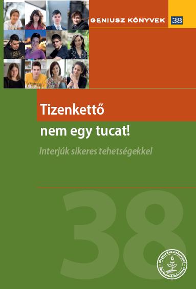 Tizenkettő nem egy tucat! című kötet borítója