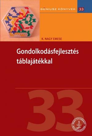 Géniusz könyvek 33. kötet borító